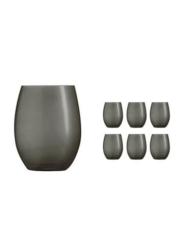 Luminarc Luminarc J9015 6lı Meşrubat Bardağı Füme Füme